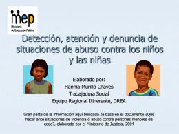 Atencion_del_abuso - MEP Dirección Regional de Educación