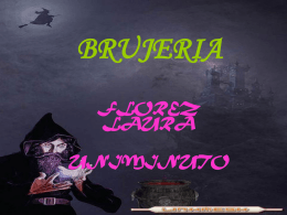 BRUJERIA - WordPress.com