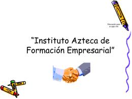 Presentacion de Pedagogia