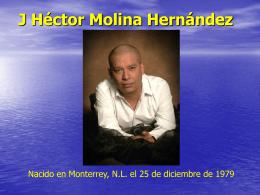 J Héctor Molina Hernández