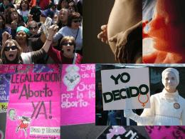 """Es inhumano no legalizar el """"aborto terapéutico"""" que debería"""