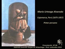 mario urteaga alvarado - Holismo Planetario en la Web
