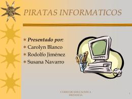 Los Piratas Informaticos (Presentacion)