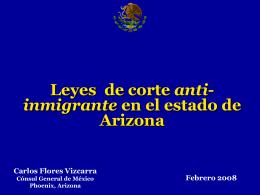 Consulado de México Tucson, Arizona