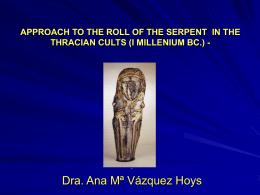 ESCRITURAS MEGALITICAS DE HUELVA