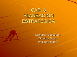 lo que no es planeación estratégica