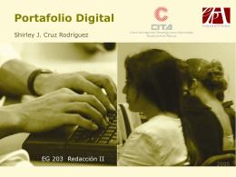 Portafolio_de_Estudiante - Escuela de Artes Plásticas de Puerto