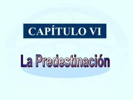PDI6_predestinacion