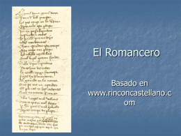 El Romancero - La senda de los Duques