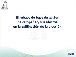 Diapositiva 1 - Instituto Estatal Electoral y de Participación