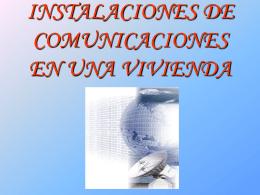 COMUNICACIONES - El Aula en Internet