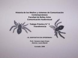 Historia de los Medios y sistemas de Comunicación