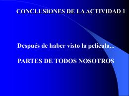 conclusiones actividad 2
