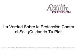 La Verdad Sobre la Protección Contra el Sol: ¡Cuidando Tu Piel!