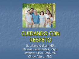 CUIDADO CON RESPETO - Family & Community Medicine