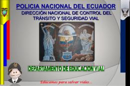 Acomodación y Manejo - Direccion General de Personal