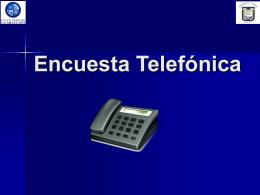 Encuesta Telefónica