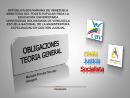 obligaciones - WordPress.com