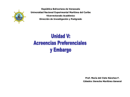 Unidad V Privilegios e Hipotecas 2012