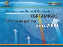 XI Asamblea General Extraordinaria