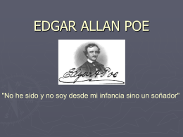 EDGAR ALLAN POE - The Southern Cross
