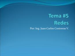 Tema #5 Redes - Libro de Arena