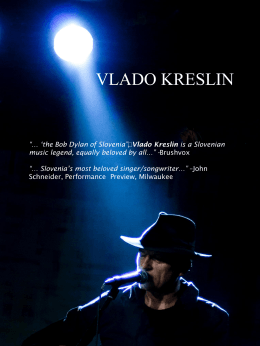 Vlado Kreslin