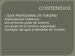 guia turistico - WordPress.com