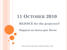 11 October 2010 - gilberthighspanish1