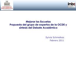 Recomendaciones - Universidad Iberoamericana Puebla
