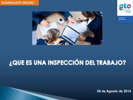 guanajuato educado guanajuato seguro dirección de inspección del