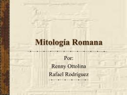 Mitologíá Romana