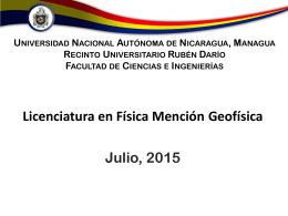 Universidad Nacional Autónoma de Nicaragua, Managua