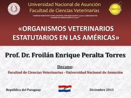 Universidad Nacional de Asunción Facultad de Ciencias