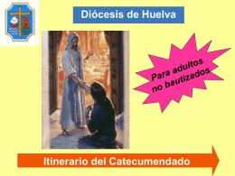 Diapositiva 1 - Diócesis de Huelva