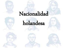 Situación legal de los hispanohablantes en Los Países Bajos