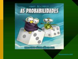 TEORIA ELEMENTAL DE PROBABILIDADES