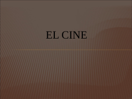CINE2 - Teresa Cuesta