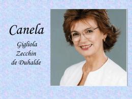 Canela - Escuela N°34
