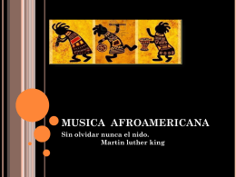 MUSICA AFROAMERICANA (1)