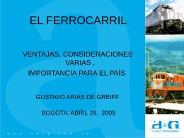 EL FERROCARRIL - CivilB
