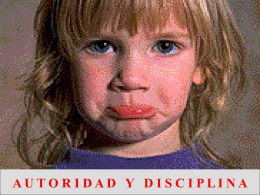amor firme o disciplina amorosa
