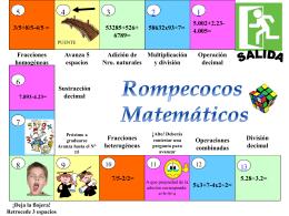 Rompecoco-Matemático.