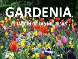 GARDELANIA, el jardín de las mil risas