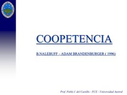 CoopetenciaMaster 2010