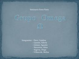 Escuela Bernardino Rivadavia. Esc n° 53 Grupo Omega