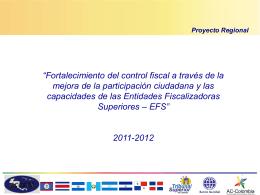 Diapositiva 1 - Tribunal Superior de Cuentas
