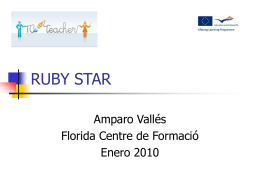 RUBY STAR