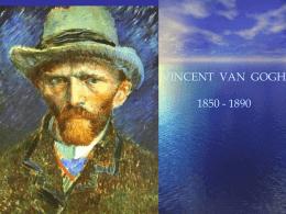 Van Gogh + Borges + Piazolla = una delicia artística