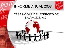 EJERCITO DE SALVACION A.C.
